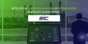 eic energy efficiency, energy saving company, UAB Eicenergy