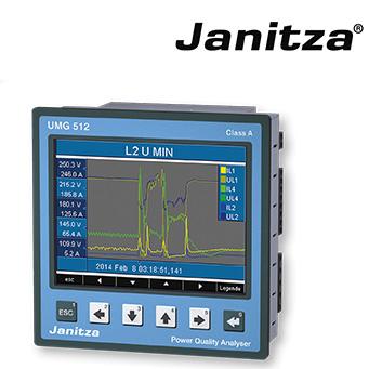 Janitza rcm umg 512 Eic- energy