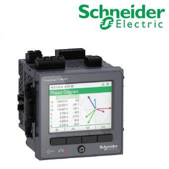 Tinklo kokybės analizatorius ir registratorius Schneider PM8000