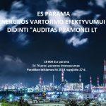 Lietuva stipriai atsilieka nuo Europos vidurkio pagal energijos panaudojimo efektyvumą ekonomikoje.
